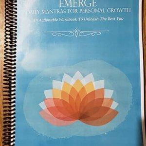 emerge daily mantras workbook