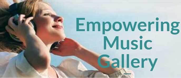 empowering music gallery