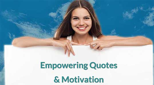 empowering quotes and motivation
